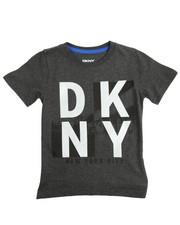 Tops - Dkny Logo S/S Tee (4-7)