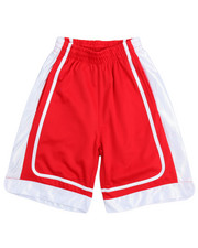 Shorts - Dazzle Trim Mesh Short (8-20)