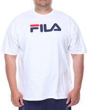Men - S/S Fila Logo Tee (B&T)