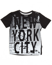 Sizes 2T-4T - Toddler - New York City S/S Tee (2T-4T)