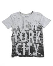 T-Shirts - New York City S/S Tee (8-20)