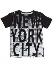 Boys - New York City S/S Tee (4-7)