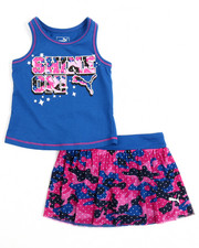 Infant & Newborn - Tank & Tulle Skort Set (Infant)