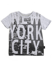 T-Shirts - New York City S/S Tee (2T-4T)
