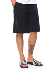 Buyers Picks - Side Zipper Twill Short