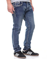 Buyers Picks - Embroidered Flap Pkt Denim