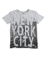 Tops - New York City S/S Tee (8-20)