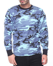 Shirts - L/S Camo Tee