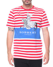 Hudson NYC - Striped Robbery S/S Tee