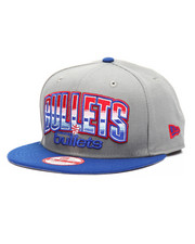 NBA, MLB, NFL Gear - 9Fifty Shaded Snap Washington Bullets HC