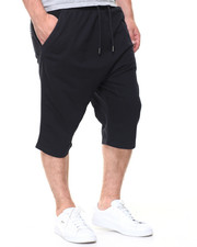 Men - Knit Drop Crotch Shorts