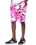 Camo Combat Shorts