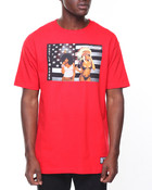 S/S Out Hustle Tee