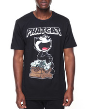 Men - S/S Phat Cat Tee