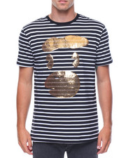 Men - Stripe Ape Face S/S Tee