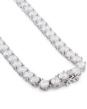 Jewelry & Watches - 5mm Single Row Tennis Chain
