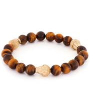 Accessories - King Ice Tiger Eye Buddha Beaded Bracelet