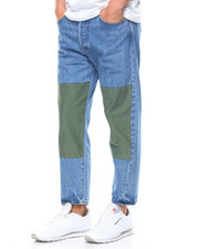 Jeans & Pants - Drop Crop Pant