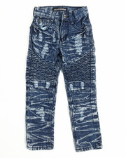 Boys - Moto Fashion Denim Jean (4-7)