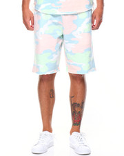 Men - Chalk Dust Camo Shorts