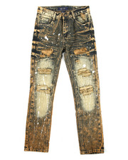 Jeans - Fashion Rip & Repair Jeans (8-20)