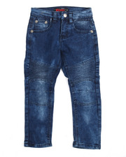 Boys - Stretch Moto Denim Jean (4-7)