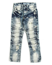 Boys - Moto Denim Jean (4-7)