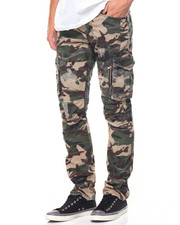 Jeans & Pants - Cargo Twill Pants
