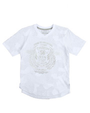 Tops - One Nation Foil Print Tee (8-20)