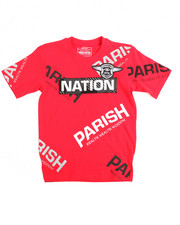 Tops - One Nation S/S Tee (8-20)