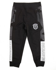 Boys - One Nation Loopback Sweatpants (4-7)
