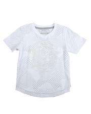 Boys - One Nation Foil Print Tee (2T-4T)