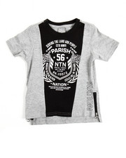 Boys - S/S One Nation Cut & Sewn Tee (2T-4T)