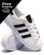 Adidas - Superstar J Sneakers (3.5-7)