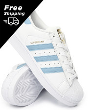 Adidas - SUPERSTAR FOUNDATION J SNEAKERS (3.5-7)