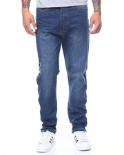 Jeans & Pants - Taper Basic Denim Jeans