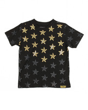 Boys - Switch Americana Star Print Graphic Tee (4-7)