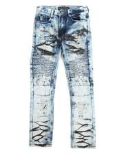 Arcade Styles - Moto Fashion Denim Jean (8-20)