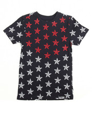 SWITCH - Americana Star Print Graphic Tee (8-20)