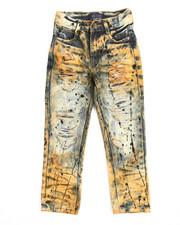 Bottoms - Rip & Repair Jeans (4-7)