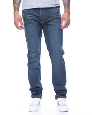 Jeans - Taper Basic Denim Jeans