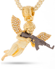 Jewelry & Watches - 14k Gold Archangel Of Reprisal