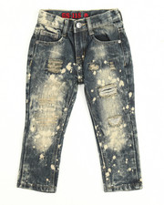 Boys - Rip & Repair Denim Jean (2T-4T)