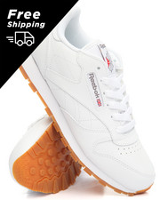 Reebok - Classic Leather GS Sneakers (3.5-7)