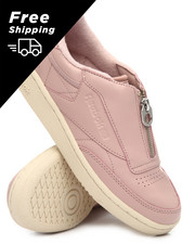 Reebok - CLUB C 85 ZIP SNEAKERS