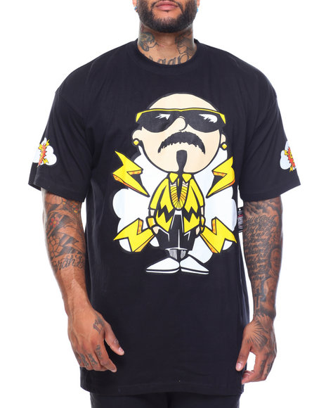Buyers Picks - Cartoon Graphic S/S Tee