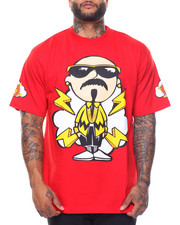 Shirts - Cartoon Graphic S/S Tee
