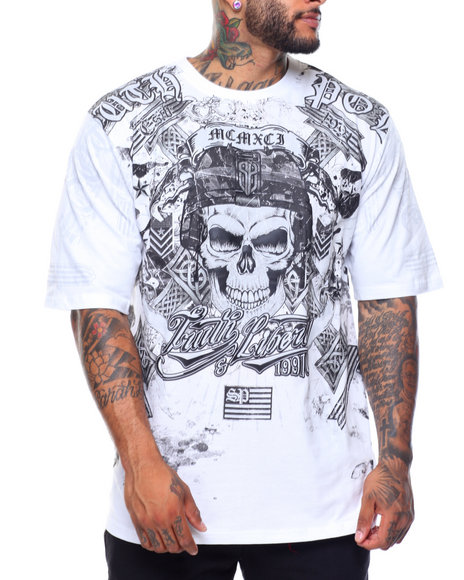 Southpole - S/S Graphic Tee (B&T)