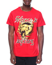 Shirts - S/S Wild Animal Print Tee