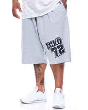 Men - Block Style Knit Short (B&T)